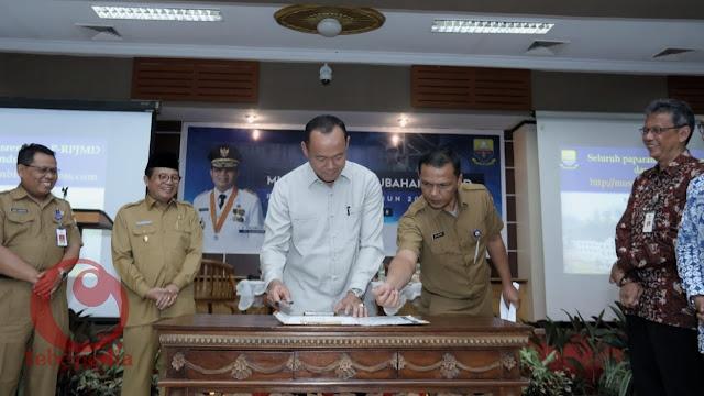 Sukandar Hadiri Musrenbang Perubahan RPJMD Jambi