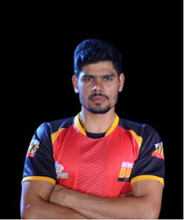 Rohit Kumar, Pro kabaddi, Bengluru Bulls