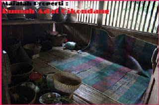Desain Bentuk Rumah Adat Cikondang dan Penjelasannya, Arsitektur Tradisional Nusantara