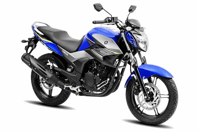 2017 Yamaha FZ 250