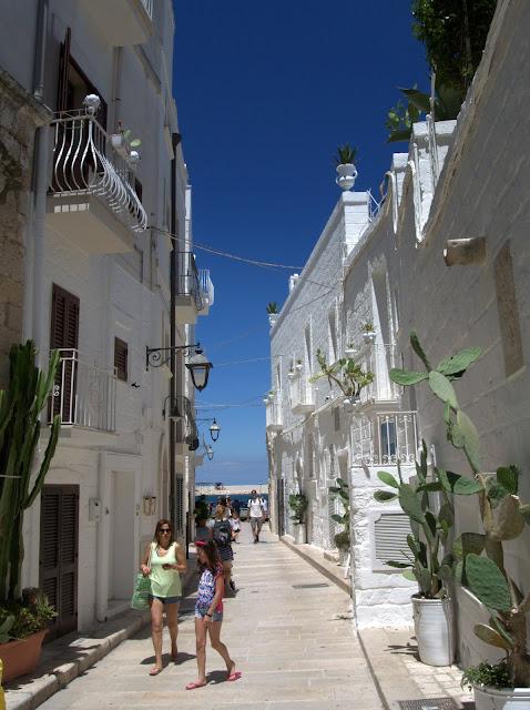 Monopoli, Bari, Apulia, co zobaczyć