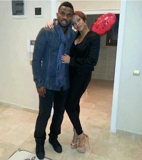 Joseph and Adaeze Yobo share family photos