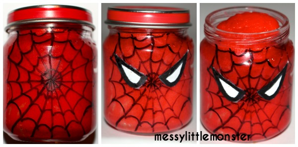 How to make a superhero spiderman cake for kids - party ideas