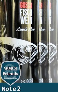 Gosch Fisch Wein - Cuvée Noir - Baden 2015