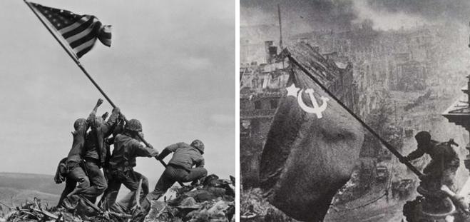 Resultado de imagen para quien gano la ii guerra mundial