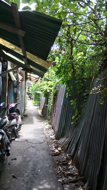 Slums Bangkok