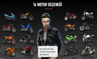 Racing Fever: Moto Apk Mod Unlimited Money