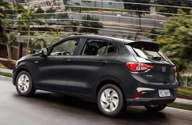 FCA comenta sobre motorização 1.0 e 1.3 turbo