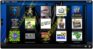Add-on - WWE ON DEMAND - KODI - Para fãs do Wrestling