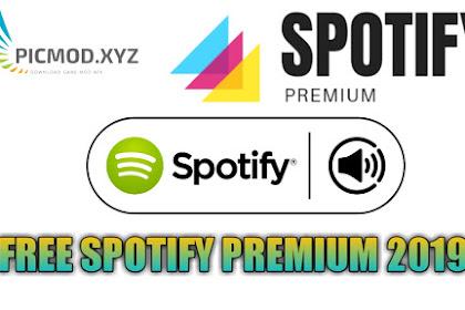 Download Spotify Music Premium Mod v8.4.96.953 Apk full Gratis 2019 Terbaru