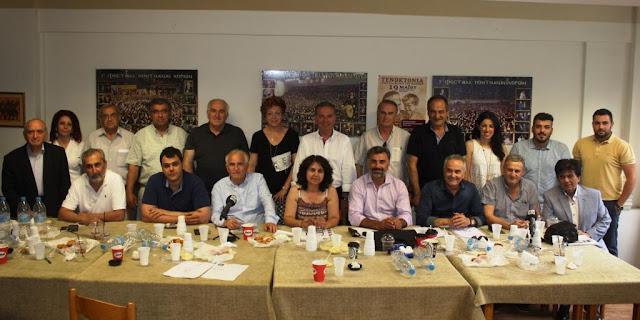 Γιώργος Παρχαρίδης: Φεύγω από την ηγεσία της ΔΙΣΥΠΕ στο επόμενο συνέδριο και ανοίγω το δρόμο σε όλες τις Ομοσπονδίες να συμμετάσχουν