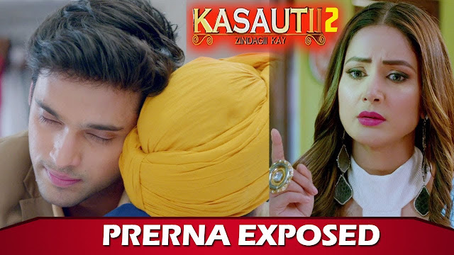 OH No! Anurag feels helpless as Prerna gets arrested in Kasauti Zindagi Ki 2