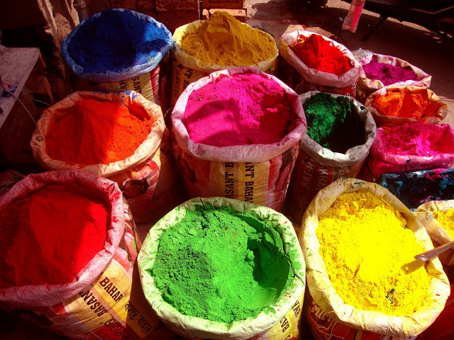 Happy Holi 2017 Messages