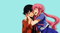 Review Anime: Mirai Nikki