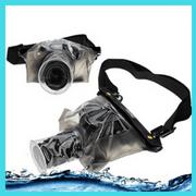 underwater dslr pouch case