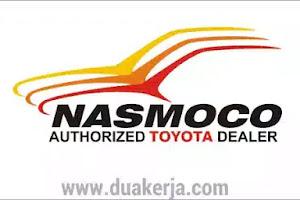 Lowongan Kerja Toyota Nasmoco Tingkat SMA SMK D3 S1 Terbaru 2019