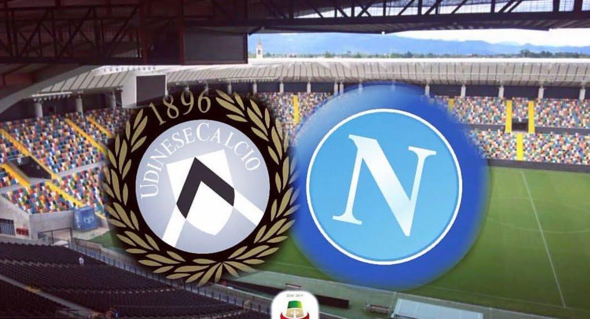 Dove Vedere Udinese-Napoli Streaming Rojadirecta Diretta Gratis Video Online | Calcio Serie A