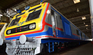 Mumbai gets its first-ever AC local train