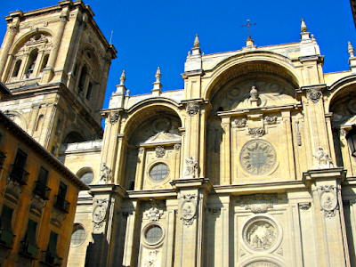Cathedral in Granada