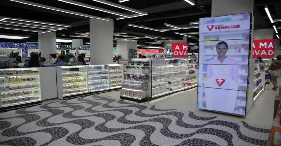 Venancio abre loja com conceito boutique no Quadrilátero do Charme