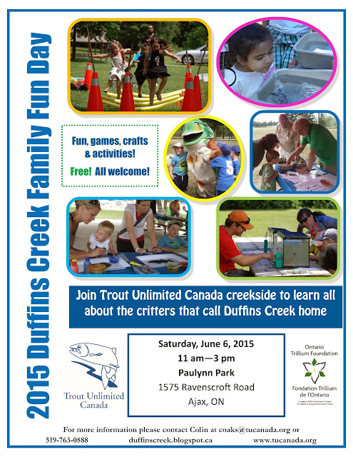 Duffins Creek Family Fun Day is less than 2 weeks away!