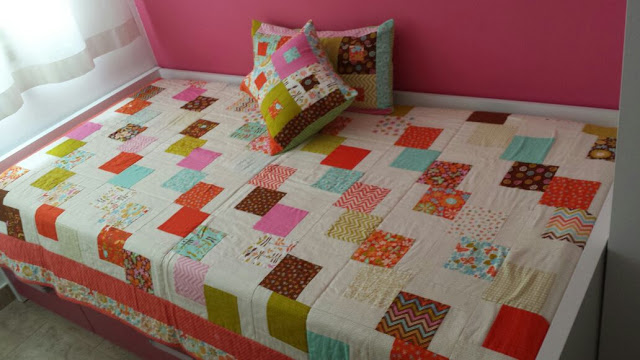 Quilt charm pack moda fabric