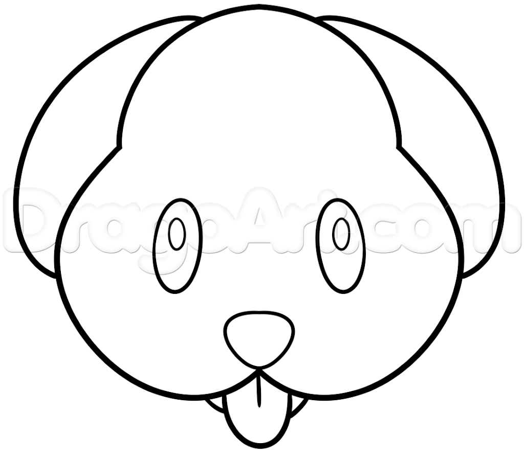 Unique Heart Monkey Emoji Coloring Pages Library