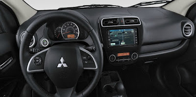 Mitsubishi Mirage Review and Price