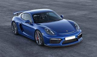 2018 Porsche Cayman GT4 RS examen, prix, date de sortie et les spécifications Rumeurs