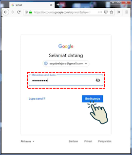 Menambahkan Akun Gmail di PC/ Laptop 3