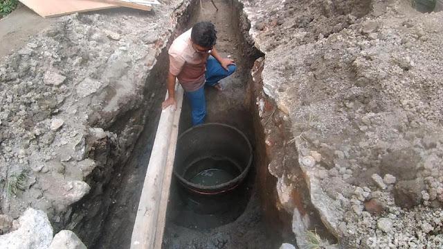 Sumur Beserta Tulang-Belulang Berumur 500 Tahun Ditemukan di Surabaya, Ini Fakta-Faktanya