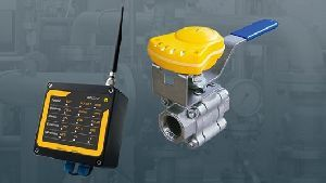 Components of wireless valve monitoring system Rotork RI