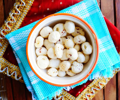 phool makhana,lotus seeds,foxnuts
