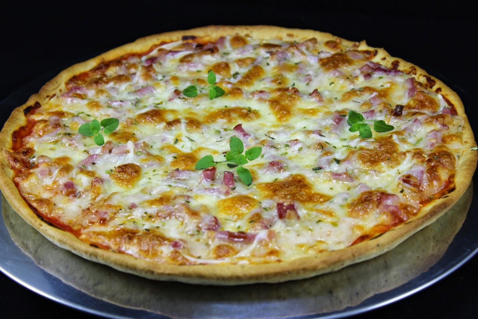 Pizza expres sin reposo Thermomix Ana Sevilla