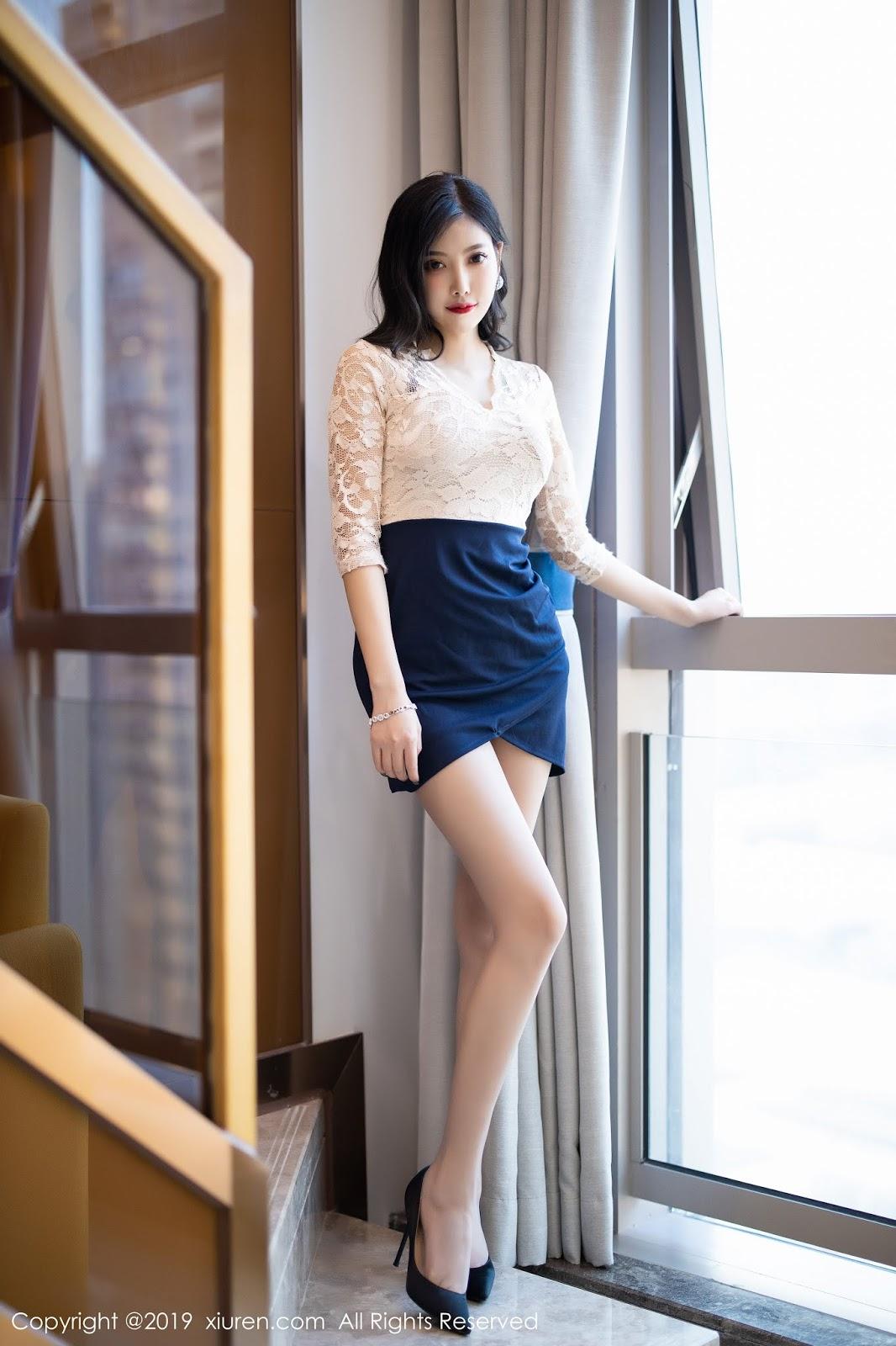 No.183 Model  杨晨晨sugar    Mr Anh
