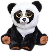 feisty panda