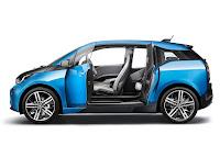 BMW i3 (2017) Side