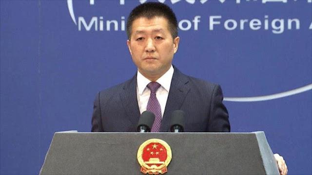 China rechaza acusaciones de EEUU sobre 'intervención' en Taiwán
