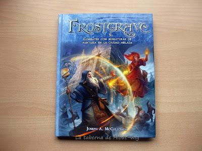 Libro de Frosgrave