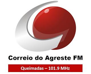 Rádio Correio do Agreste FM - Queimadas/PB