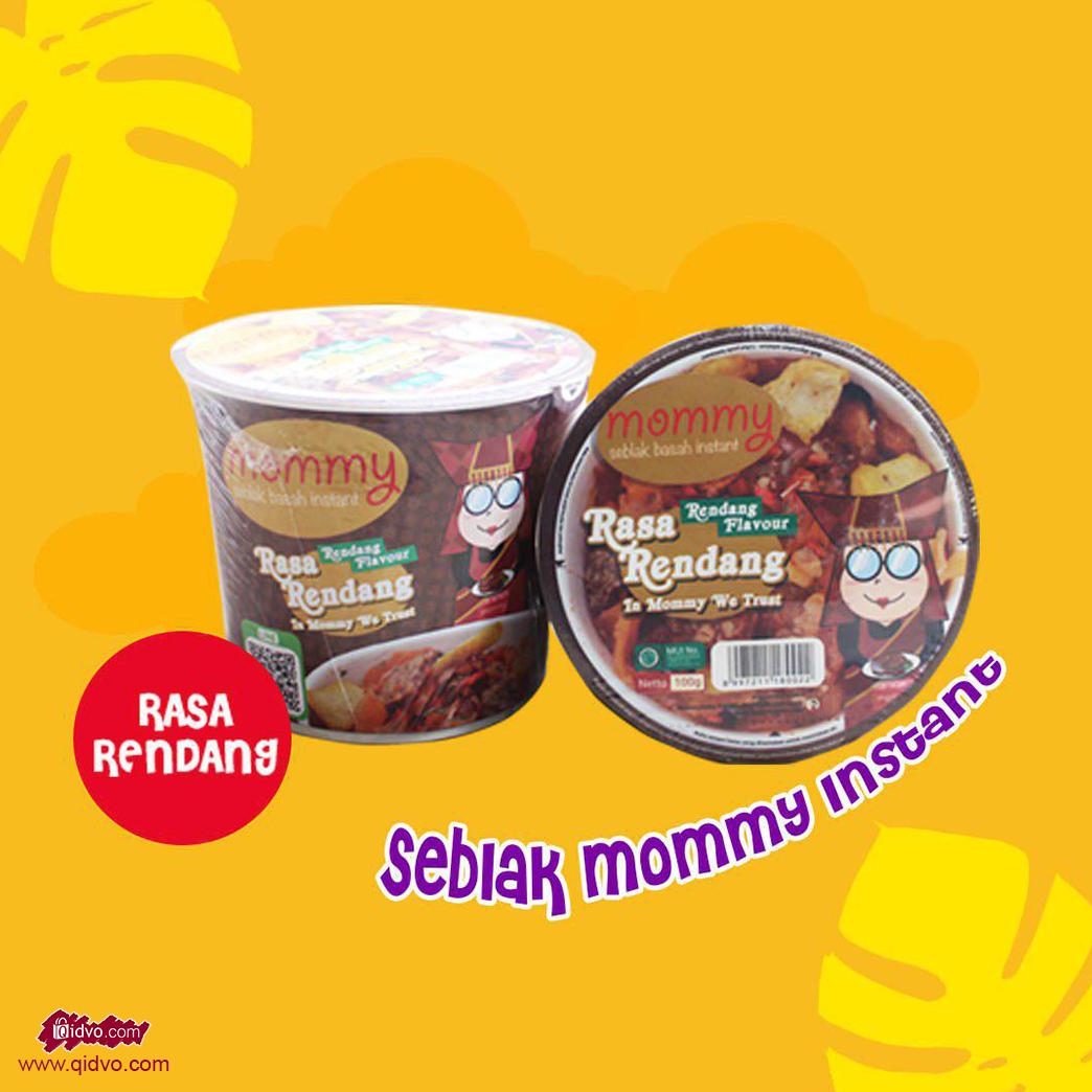 Seblak Basah Mommy Makanan Instan | 5 Varian Rasa