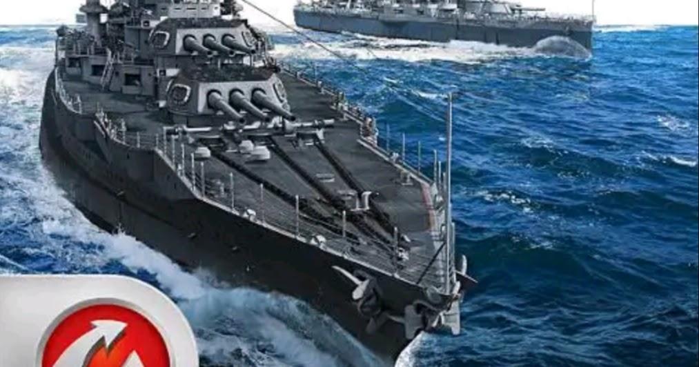 World of Warships Blitz 3.1.0 (Full) Apk + Data for Android