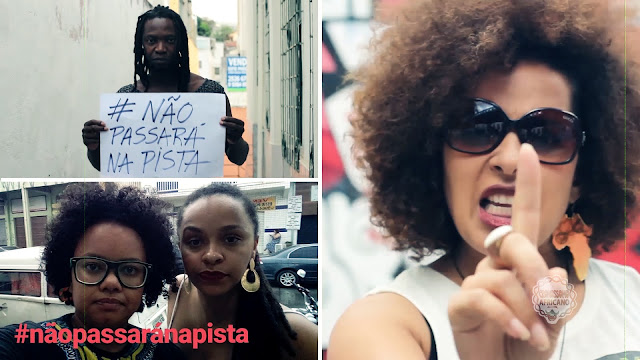 Cromossomo Africano lança videoclipe contra a intolerância  com a participação de nomes importantes da música