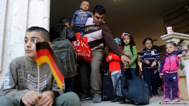 ألمانيا تستقبل 6 آلاف لاجئ سوري من تركيا خلال العام 2019
