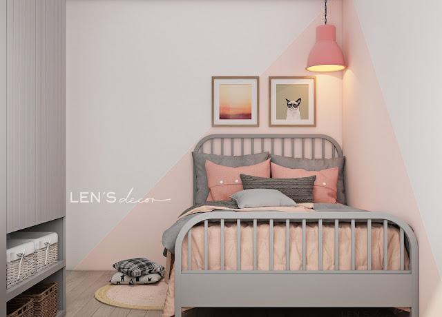 mẫu thiết kế phòng cho bọn trẻ