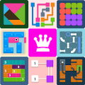Puzzledom - classic puzzles all in one apk mod