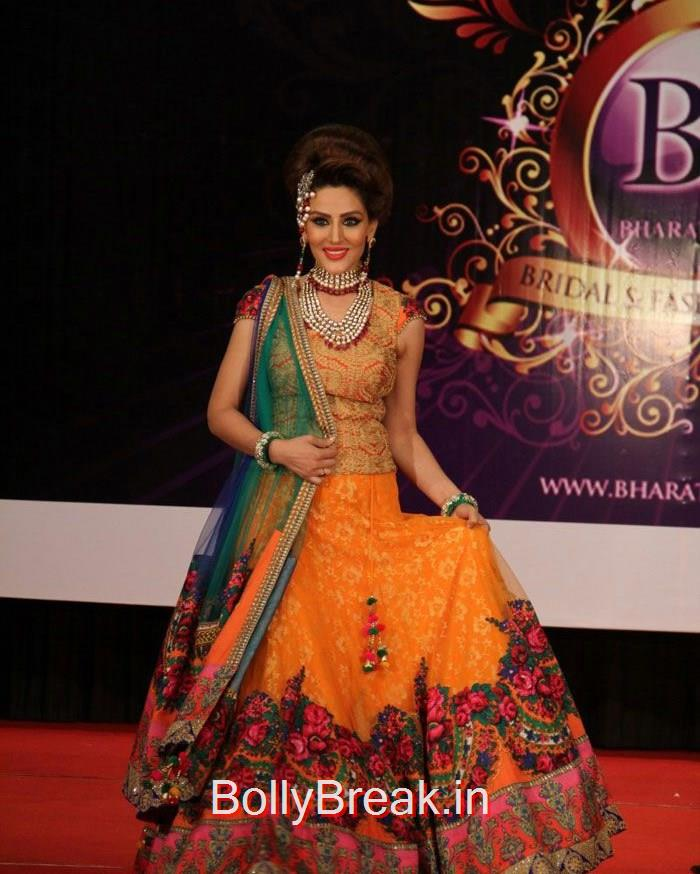 Sandeepa Dhar, Sandeepa Dhar Deepti Gujral Hot Pics At Bharat & Dorris hosts Mega MakeUp & Hair Styling Seminar 2015