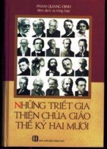 Những Triết Gia Thiên Chúa Giáo Thế Kỷ XX - Nguyễn Hữu Triết