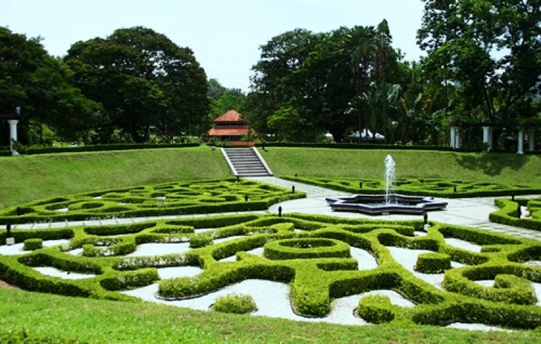 Kuala Lumpur KL Lake Gardens