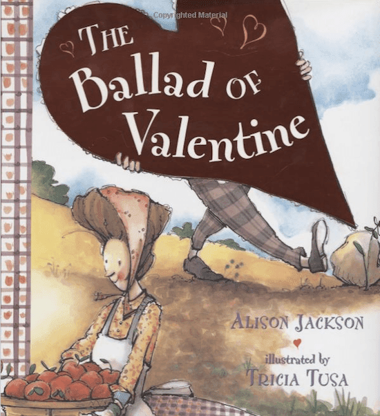 The Ballad of Valentine: Book Reviews and Activities